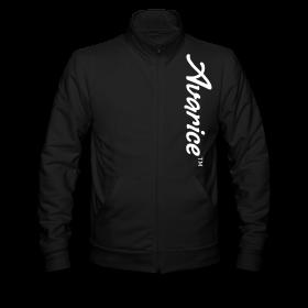 Avarice Wolf Logo  – Track Jacket