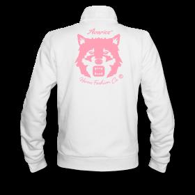 Avarice Wolf Logo – Track Jacket – PINK Edition