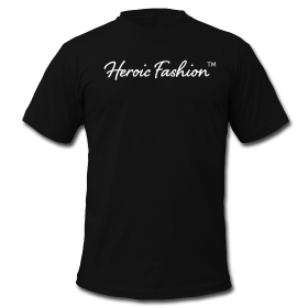 Heroic Fashion – Signature Classic – Mens T-Shirt