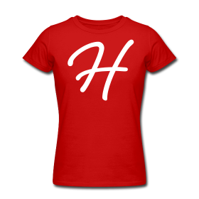Heroic Fashion – Signature H – Womens T-Shirt