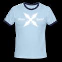 Status Symbol – Official Logo – Mens Ringer Tee