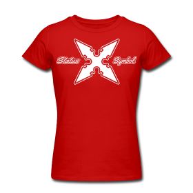 Status Symbol – Official Logo – Womens Shirt