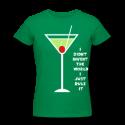 Trillionaire Ladies Lounge – Martini Glass